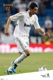 "Angel di Maria ""Matchday"" (Real Madrid 2011/12) - G.E."