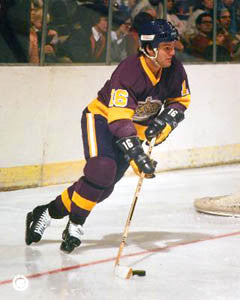 "Marcel Dionne ""Kings Classic"" (c.1980) Los Angeles Kings Premium Poster Print - Photofile Inc."