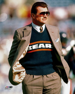 "Mike Ditka ""Coach Ditka"" (c.1985) Chicago Bears Premium Poster Print - Photofile Inc."