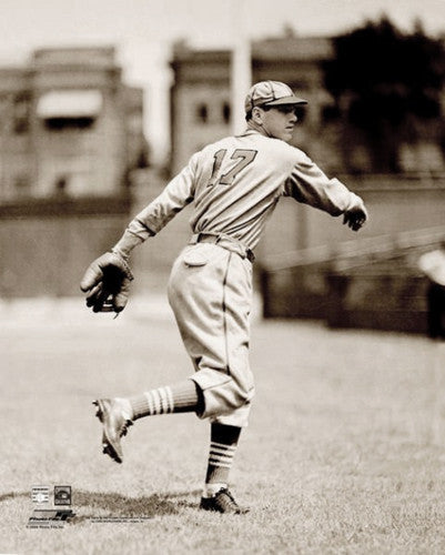 "Dizzy Dean ""Ace"" St. Louis Cardinals 1938 Premium Poster Print (Paul Thompson Collection)"