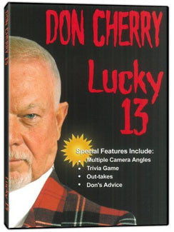 "DVD: ""Don Cherry #13"" - Molstar 2001"