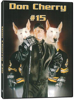 "DVD: ""Don Cherry #15"" - Molson Sports & Ent. 2003"