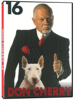 "DVD: ""Don Cherry #16"" - Molson Sports & Ent. 2004"