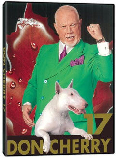 "DVD: ""Don Cherry #17"" - Molson Sports & Ent. 2005"