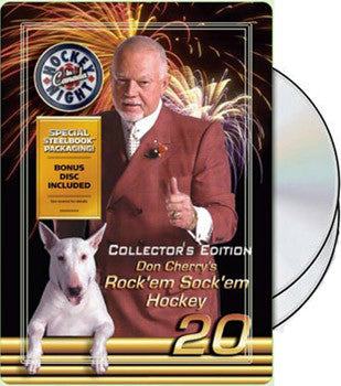 DVD: Don Cherry #20 (2008) Rock'em Sock'em Hockey