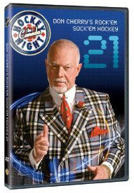 DVD: Don Cherry Rock'em Sock'em Hockey #21 (2009)