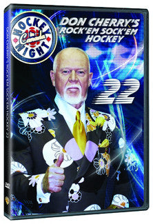 DVD: Don Cherry Rock'em Sock'em Hockey #22 (2010)