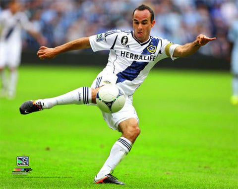 "Landon Donovan ""Galaxy Action"" (2012) Premium Poster Print - Photofile 16x20"