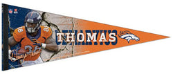 "Demaryius Thomas ""Signature Series"" Denver Broncos Premium Felt Collector's Pennant - Wincraft"