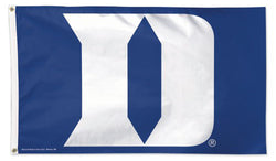 Duke University Blue Devils NCAA Team Deluxe-Edition 3'x5' Flag - Wincraft Inc.