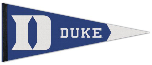 Duke University Blue Devils Official NCAA Sports Team Logo Premium Felt Pennant - Wincraft Inc.