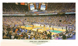 Duke vs. Boston College 2006 ACC Championship Game Panoramic Poster - SG Posters