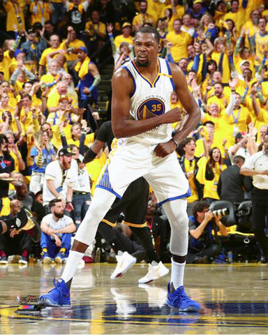 "Kevin Durant ""Finals Passion"" Golden State Warriors Premium Poster - Photofile 16x20"