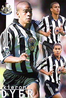"Kieron Dyer ""Triple Action"" - UK 2000"