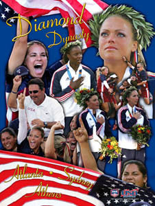 "Team USA Softball ""Diamond Dynasty"" - USA Softball 2004"