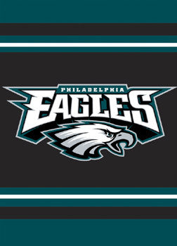 Philadelphia Eagles Official NFL Team Premium 28x40 Banner Flag - BSI Products