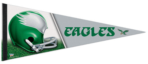 "Philadelphia Eagles ""Classic"" (1974-95) Premium Felt Collector's Pennant"