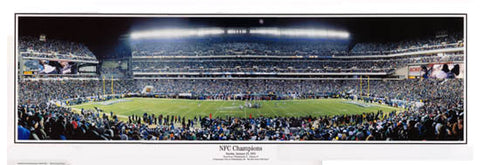"Philadelphia Eagles ""NFC Champions"" - Everlasting Images '05"