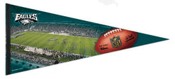 Philadelphia Eagles Gameday EXTRA-LARGE Premium Felt Pennant - Wincraft