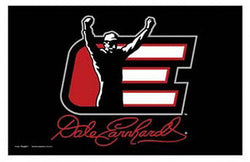 "Dale Earnhardt ""Legacy Logo"" Official NASCAR 3'x5' Banner Flag - Wincraft Inc."