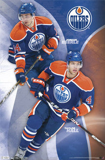 "Jordan Eberle and Taylor Hall ""Young Guns"" - Costacos 2011"