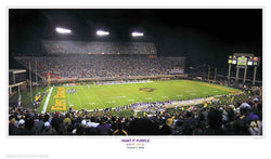 "East Carolina Pirates ""Paint It Purple"" - Sport Photos Inc."