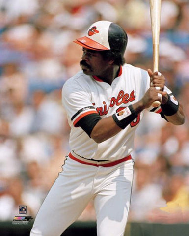 "Eddie Murray ""MLB Classic"" (c.1984) Baltimore Orioles Premium Poster Print - Photofile Inc."