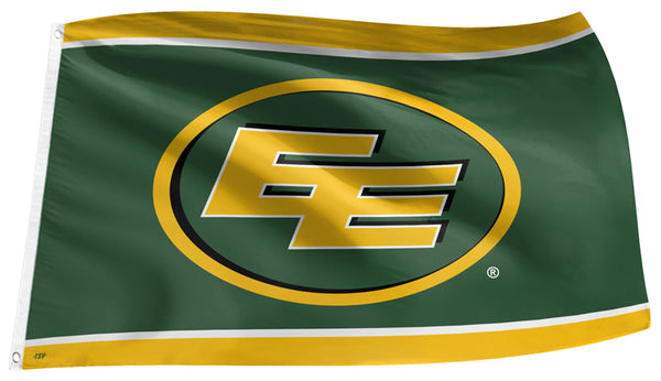 Edmonton Eskimos CFL Football Official Team Banner 3'x5' FLAG - The Sports Vault