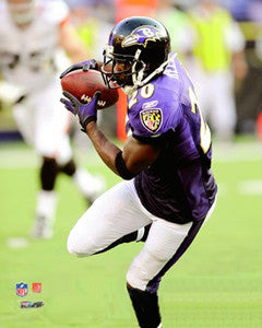 "Ed Reed ""Interception"" (2008) Baltimore Ravens Premium Poster Print - Photofile 16x20"