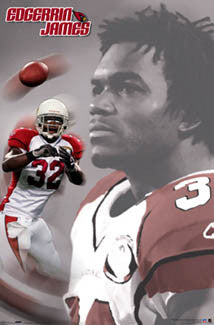 "Edgerrin James ""Cardinals Action"" - Costacos 2006"