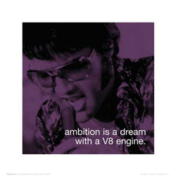 "Elvis Presley ""Ambition"" - iPhilosophy Motivational"