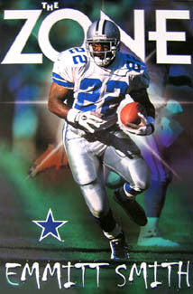"Emmitt Smith ""The Zone"" - Costacos 1997"