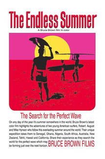 The Endless Summer Movie Poster - Pyramid Posters 2007