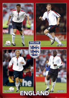 "Team England ""Attack"" - UK 2004"
