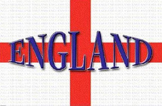 Team England Football (St. George's Cross) Poster - U.K. Posters