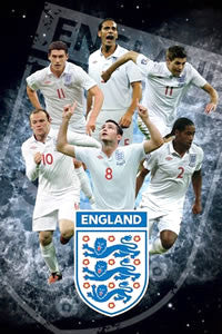 "England F.A. ""Superstars 2010"" - Pyramid (UK)"