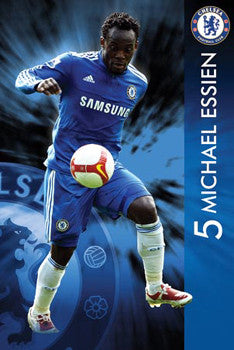 "Michael Essien ""Action 5"" - GB Eye 2009"