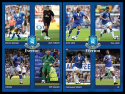 Everton FC Action 2009/10 2-Poster Combo - Pyramid Posters (UK)
