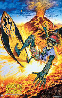 "Extreme Zombies ""Fire Surfer"" - Starline 2003"
