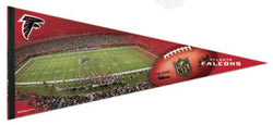 "Atlanta Falcons ""Gameday"" Extra-Large Premium Felt Pennant - Wincraft"