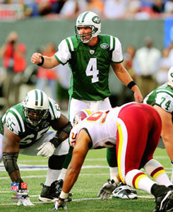 "Brett Favre ""Jet General"" (2008) - Photofile 16x20"