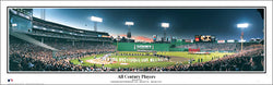 "Fenway Park 1999 All-Star Game ""All-Century Players"" Panoramic Poster Print - Everlasting Images"