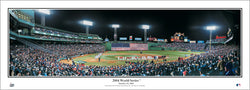 "Fenway Park ""World Series 2004"" Panoramic Poster Print - Everlasting Images Inc."
