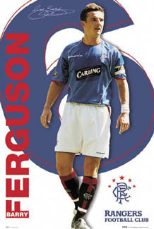 "Barry Ferguson ""Signature Series"" - GB 2005"