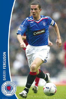 "Barry Ferguson ""Intensity"" - GB 2007"