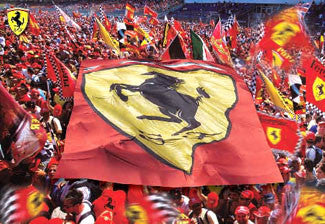 "Ferrari F1 ""Raise the Flag"" - MondialMix 2004"