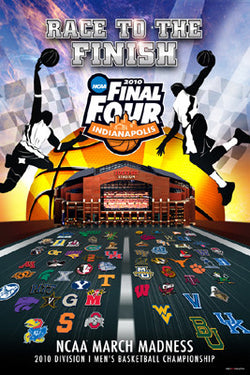 """NCAA Final Four March Madness Posters – Tagged """"Butler ..."""