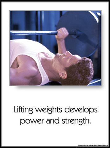 """Power and Strength"" (Bench Press) - Fitnus 2000"