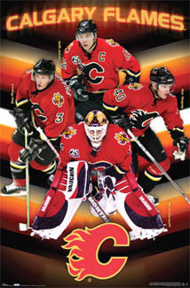 "Calgary Flames ""Breakout"" - Costacos 2007"