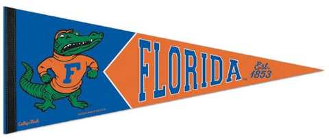 Florida Gators NCAA College Vault 1950s-Style Premium Felt Collector's Pennant - Wincraft Inc.